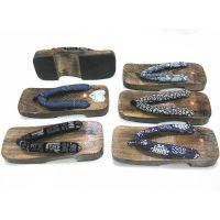 自产自销全球时尚木屐男士人字拖日本木拖鞋夏季家居凉拖鞋