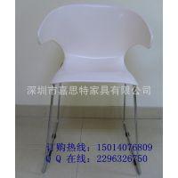 高品质 带扶手休闲椅子 西餐厅餐椅