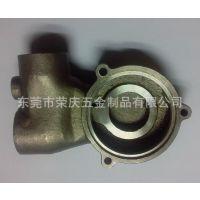 提供铸造水表壳.水泵等壳体铸件,不锈钢脚轮铸造加工