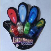 炫彩手指灯/发光玩具LED手指激光灯戒指灯/夜晚闪光灯、发光戒指