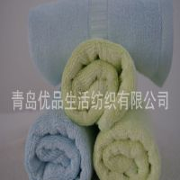 毛巾批发 竹纤维毛巾 干发毛巾 清洁巾套装 除菌毛巾厂家批发