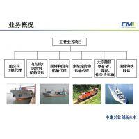 船公司订舱代理,内支线、内贸线船舶营运,国际和国内船舶代理,集装箱货物运输代理,大宗散货铁矿砂煤炭件