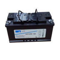 密闭阀控式铅酸德国阳光蓄电池A412/65G6
