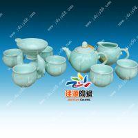 定做景德镇陶瓷餐具茶具厂家