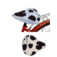 专业订做自行车座套 防水涤纶单车鞍座套 不同LOGO印刷