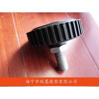 海宁厂家专业定制 工程机械用脚垫 减震脚垫 带M8螺丝脚垫
