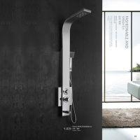 厂家供应多功能花洒淋浴器及配件抗老化耐磨浴室新款淋浴屏