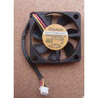 全新原包建准SUNON GM0503PEV2-8 3006 3CM超薄5V 0.4W磁悬浮风扇