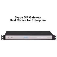 Skype网关,UGS-800A,USKY Skype SIP gateway