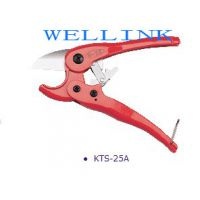 供应原装台湾KTS-25A塑胶管PVC软管切断器