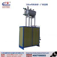 瑞源 三十年品质 硫化罐专用导热油电加热器 厂家直销 非标定制