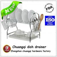 【厨房用品】CQ1026 碗架订做 碗碟架
