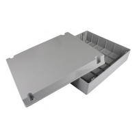 300x380x120mm端子防水接线盒带橡皮塞
