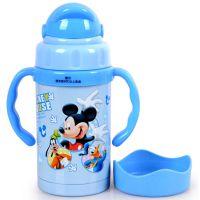 米奇迪士尼保温杯子米奇水杯学生水壶儿童保温杯300ML保温水壶