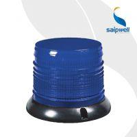 赛普供应汽车用LED频闪警示灯 LTE-5162直径160mm常亮警示灯