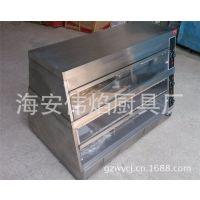 供应恒星HX-6P商用食品保温展示柜 寿司陈列柜 面包展示架 快餐保温柜