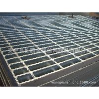 热镀锌钢格栅板、钢格栅盖板 钢格板网 冷却塔设备钢格板网