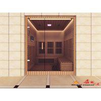 韩式汗蒸房私家定制专业安装设计选康诺尔