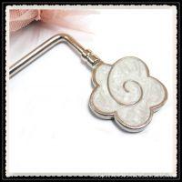 创意包包挂钩 时尚折叠挂包钩便携式创意动物形花边形状挂件
