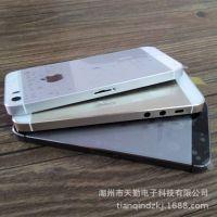 iPhone5s中框壳后壳苹果5s后盖总成背壳金属边框