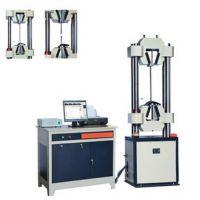 施工现场钢结构WE-600B螺栓抗拉抗剪试验机优选方圆商标