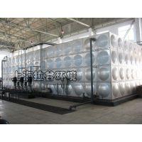 上海拉谷 100m3不锈钢水箱