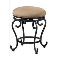 铁艺椅子 凳子 换鞋凳 换鞋椅 含坐垫