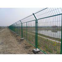 河溏围栏、河堤铁丝网围栏、堤坝隔离铁栅栏