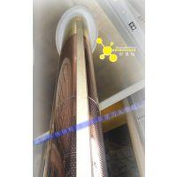 供应厂家订做云南宾馆酒店装修材料不锈钢柱子