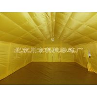 供应动房牌双层帐山西青龙峡婚宴充气帐篷 充气篷房 流动餐厅动房牌双层帐可定制
