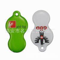 厂家定做不锈钢印刷滴胶钥匙扣创意金属挂件定制广告礼品