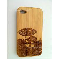 2012年款iPhone竹木手机保护套木制手机外壳