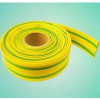 西安西卡姆黄绿双色 热缩管 收缩套管 环保绝缘阻燃 热缩套管 1mm-100mm