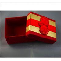 厂家直销 婚礼糖盒 方形纸盒 金色天地盖礼品盒