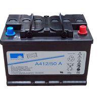 德国阳光蓄电池A412/50A胶体蓄电池12V50AH