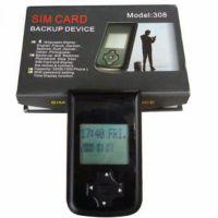 英文手机卡备份器 手机sim备份 号码备份 英文版 促销礼品