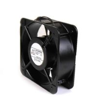 直销机柜交流散热风扇风机 工业管道风机XF15502ABH方形轴流风机