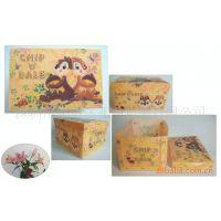 供应印刷PP收纳盒 胶盒 折盒 彩盒 迪士尼 环保出口(图)