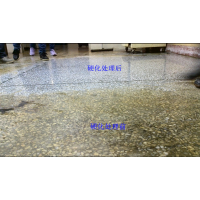清溪镇水磨石起灰问题--车间耐磨地面处理--水磨石打磨抛光