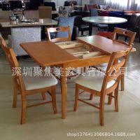 供应中餐厅椅子 餐厅实木椅 木椅子 批发橡胶木椅子