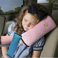 汽车安全带护肩 (粉色) 车用安全带护肩套 安全带套 汽车用品