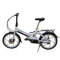 飞锂FLIVE电动车 锂电池自行车 折叠电动车中置电机正品锂电助力车预售 自由之神