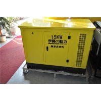 20瓦千移动式汽油发电机组