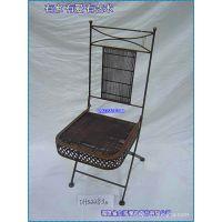 滢发 美式 铁艺座椅 时尚 创意 户外座椅 休闲大方 可定做