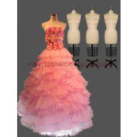 供应服装模特女半身 模特道具半身女模 立体裁剪人台 婚纱展示服装店