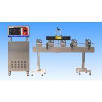 4000W在线式晶体管铝箔封口机 在线式晶体管水冷式铝箔封口机