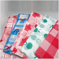 一元台布 一次性桌布 塑料 防水桌布 加厚 印花 1.2米