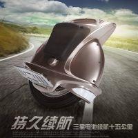 【诚招代理】厂家直销鱼头款电动独轮代步平衡车思维车