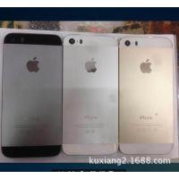 苹果手机iphone5s 全新 后盖中框后壳总成 土豪金太空灰白色