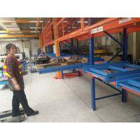 广东重型横梁式货架尺寸 货架抽拉组合设计 抽屉式货架分类